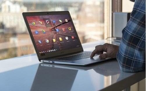 gỡ cài đặt ích mở rộng trên Chromebook
