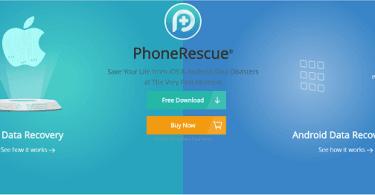 tải ứng dụng PhoneRescue trên mac os