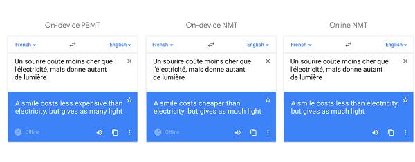 google dịch trên iphone