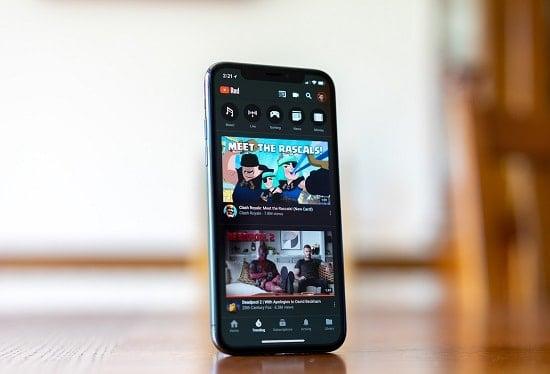 YouTube Premium trên điện thoại
