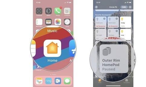 Cho phép người dùng sử dụng HomePod