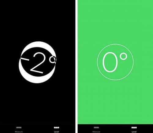 ứng dụng đo đạt trong iOS 12