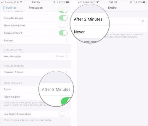 cách xóa file đính kèm trên iphone