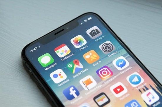 dung lượng hệ thống iphone là gì