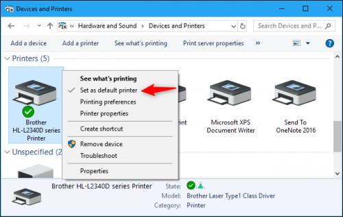 cách cài đặt máy in cho máy tính win 7