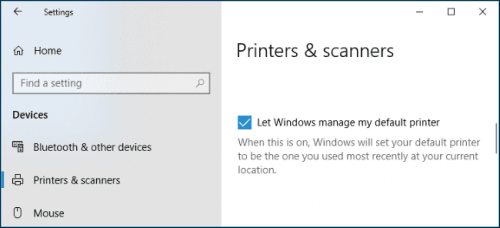 cách xóa driver máy in cho PC windows 10