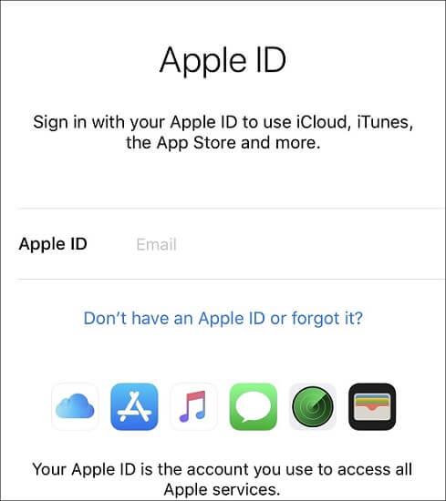 id apple là gì
