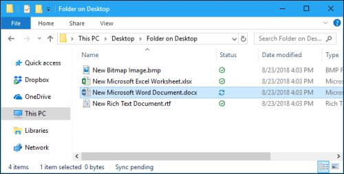 bật Folder Protection trên windows 10