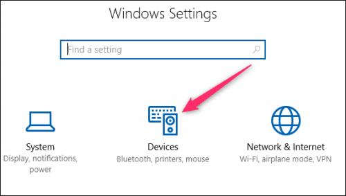 cách reset Touchpad trên laptop