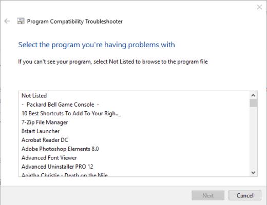 Sửa lỗi DirectPlay trên Windows 10