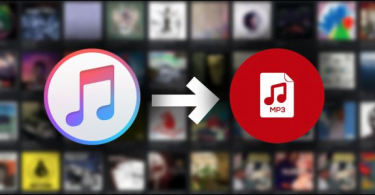 cách Convert iTunes sang MP3