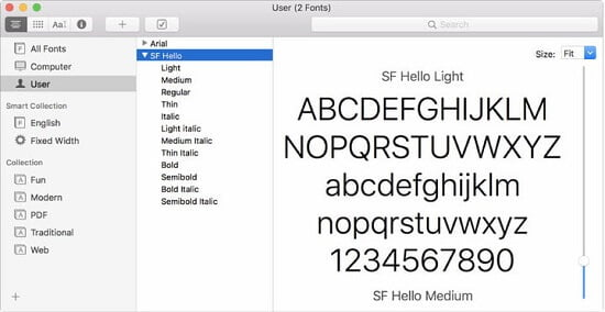Cambria Math Font For Mac