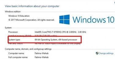 cách kiểm tra cấu hình laptop windows 10