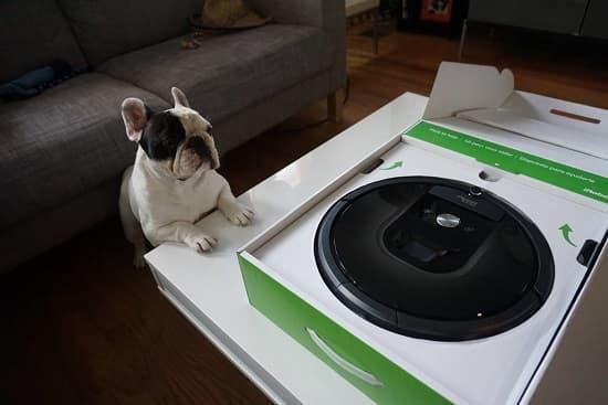 Robot Hút Bụi IRobot Roomba 980 giá bao nhiêu