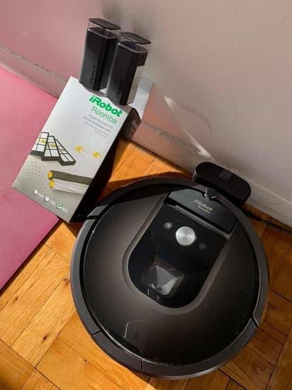 mã giảm giá cho Robot Hút Bụi IRobot Roomba 980
