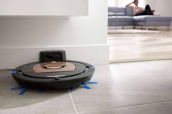 mua Robot hút bụi Philips FC8776 giá rẻ