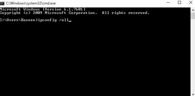 cách cài đặt ip tĩnh cho router wifi