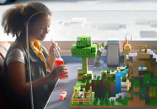 tải game Minecraft Earth cho pc ios