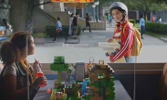 hướng dẫn cách chơi Minecraft Earth