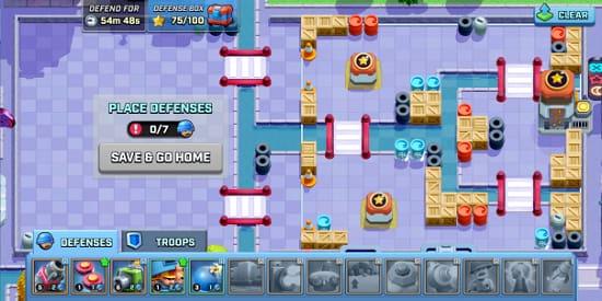hướng dẫn download game Rush Wars mobile