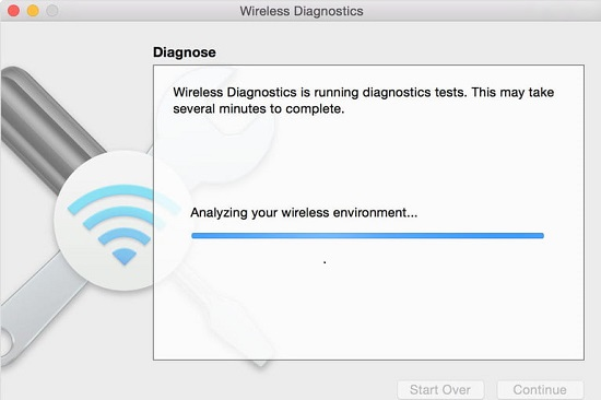 cách quên mạng wifi trên macbook