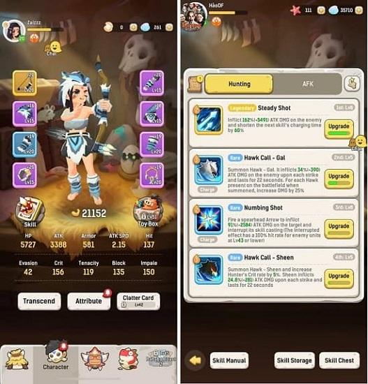 Ulala: Idle Adventure apk cho android