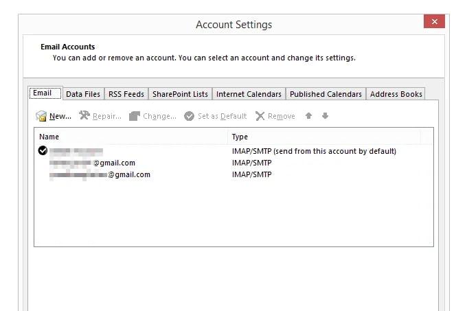 cách chuyển thư từ gmail này sang gmail khác