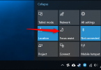 focus assist windows 10
