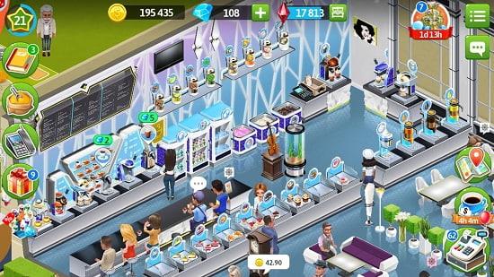 My Cafe — Restaurant game offline miễn phí