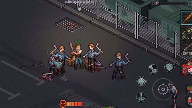 Fury Survivor: Pixel Z mod apk cho android