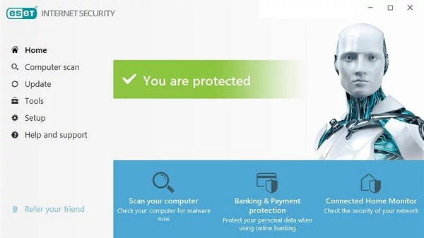 key eset smart security premium 2019
