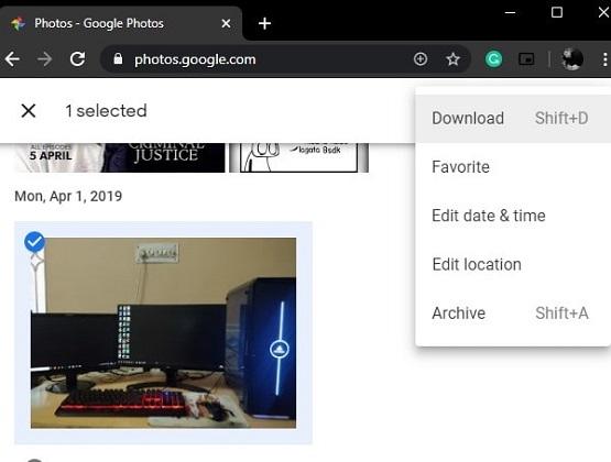 chuyển ảnh từ icloud sang google photo