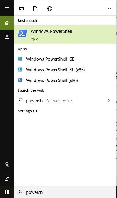 Cách cài đặt lại Windows Store