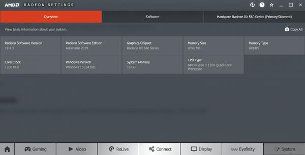 AMD tung phiên bản mới cho Radeon Software