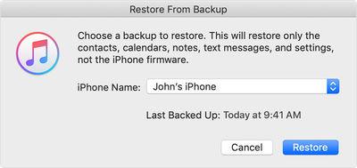 Cách hạ iOS 13 xuống 12 không cần máy tính
