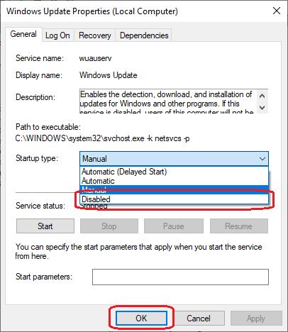 Kết quả tìm kiếm Kết quả tìm kiếm trên web Tắt update Win 10, chặn Windows 10