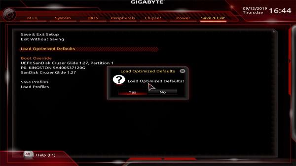 cập nhật bios gigabyte h110m-ds2 mới