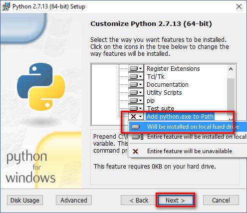 Cách cài đặt Python trên Windows 10 11