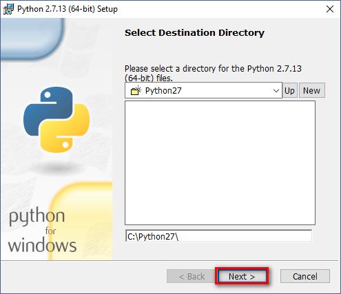 Cách cài đặt Python trên Windows 10 10