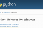 Cách cài đặt Python trên Windows 10 1