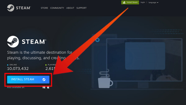 Cách cài đặt và chơi các trò chơi trên Steam trên Linux 5