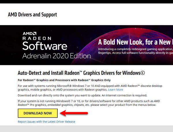 Tối ưu card AMD 2020