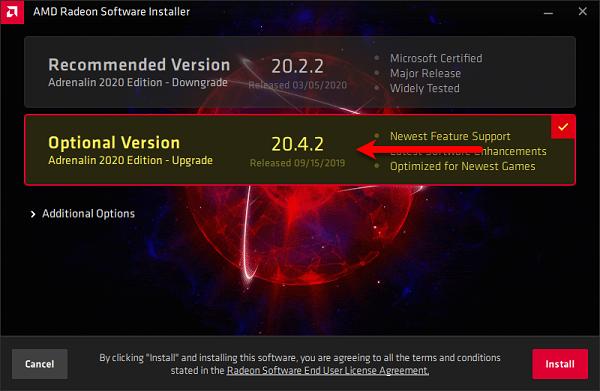 Cách bật card màn hình rời AMD