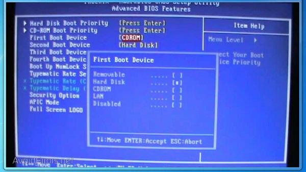 Sửa lỗi Disk Boot Failure trên Windows 10 1