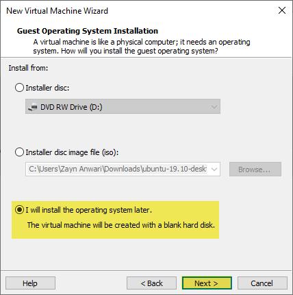 Cài Mac OS trên VMware 15