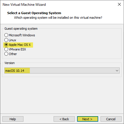 Cài macOS trên máy ảo VirtualBox