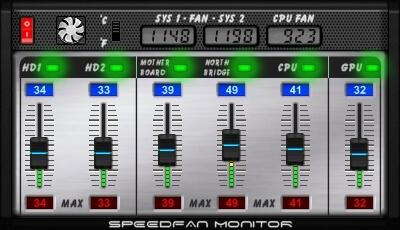 Các phần mềm Thay đổi/ kiểm soát tốc độ quạt của PC / Laptop 1