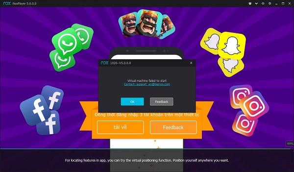 NoxPlayer: Giả lập android trên PC cực tốt 1
